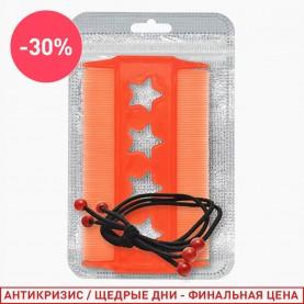 300 набор: ZIP silver 8*13 - расческа CMB006/ резинка для волос HP16 9гр (1 шт/уп)