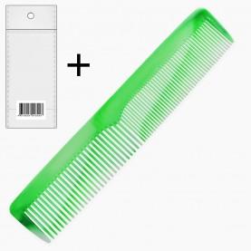 CMB015, (СМВ012) ОРР + стикер шк расческа 1218 цветная двухрядка 17,5*3,5 cm микс 14 гр. (zip пакет 25*35/25шт кор/1500шт)
