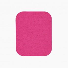 SPN24-2 спонж-универсал прямоугольн цветной микс для макияжа 5,5*4,5 см 2 гр.без ИУ (50 шт/уп)