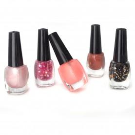 NP001_микс DARK/ТЕМНЫЙ лак для ногтей 12 ml (12 шт/уп, 480 шт/кор)