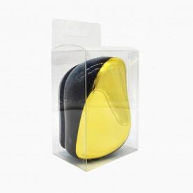 CMB802 щетка верх-гальваника зубцы-пластик с крышкой серия ЯПОНИЯ 9*7 см в коробоч PVC 100 гр. (6шт/уп кор/240шт)