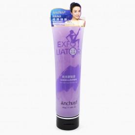 """GL01 ANCHUYT. Skin Refining Exfoliator Gel. Pheromones. """"Очищение"""" Гель для умывания лица. Фиолет туба 320 гр. ( 1 шт/уп 48 шт/кор) ЦЕНА 1 ШТ"""