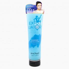 """GL01 ANCHUYT. Gentle Skin Purfying Exfoliator Gel. Pheromones. """"Деликатное очищение"""" Гель для умыв лица.320 гр Синяя туба (1 шт/уп 48 шт/кор)"""