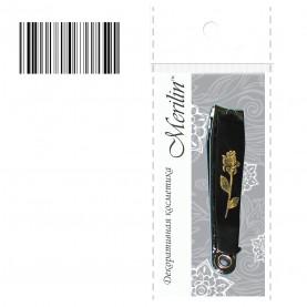 CLP05 ОРР+подложка+стикер шк маникюрный клиппер с пилкой (7,5 см) 22 гр.(12 шт/уп, 1200 шт/zip 18*25)