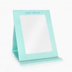 MIR 27 ОРР +стикер шк зеркало настольное складное блокнотиком 15,5*11 , 99гр.(12 шт/zip 25*35 240/кор)
