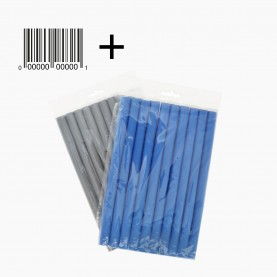 ROL105 +стикер ш/к БИГУДИ-бумеранг мягкие 10 шт D-1,6см/дл24см МИКС цветные 87гр (12 наб(10 бигуди)/уп-360/кор) ЦЕНА за набор из 10 бигуди