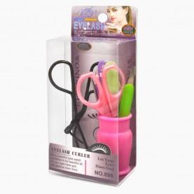 SB012 макияжный набор /9 предметов/ кувшинчик в пластик упак14*6см*11см.(24 шт/уп 288/кор)54гр.
