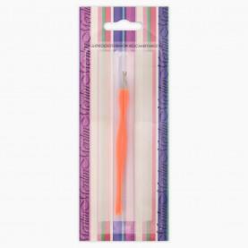 V003 сисукаСХ-TW+подложка12+стикер ш/к вилочка для кутикулы 11см 2гр (6шт/zip18*25)