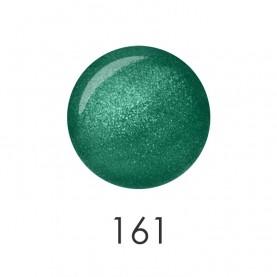NP001_161 лак для ногтей 12 мл (сияющий изумруд) 12 шт/кор 480шт