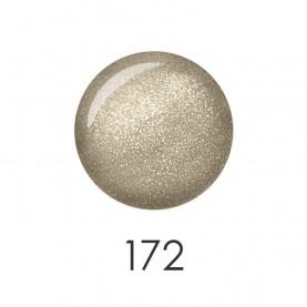 NP001_172 лак для ногтей 12 мл (серебряный перламутровый) 12 шт/кор 480шт