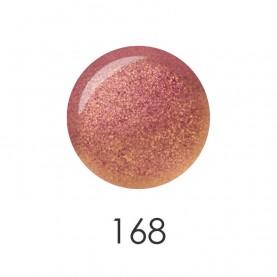 NP001_168 лак для ногтей 12 мл (насыщенный бронзовый перламутр) 12 шт/кор 480шт