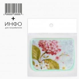 MIR 15 ОРР + шк зеркало прямоугольное 8,5*6 см, кейс пластмассовый 60 гр.(12 шт/уп 480/кор)